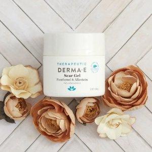 Derma E凝胶质地 抗炎舒缓 促进皮肤愈合淡疤啫喱