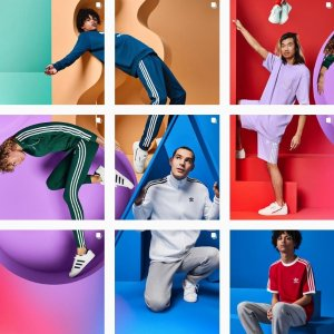 部分低至5折+包邮上新:adidas官网 ADICOLOR系列潮流服饰配饰新登陆