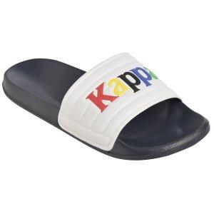 彩虹Logo拖鞋