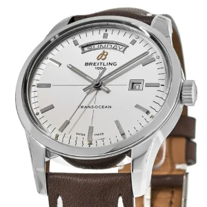 Dealmoon Exclusive:Breitling Transocean Day Date Automatic Watch