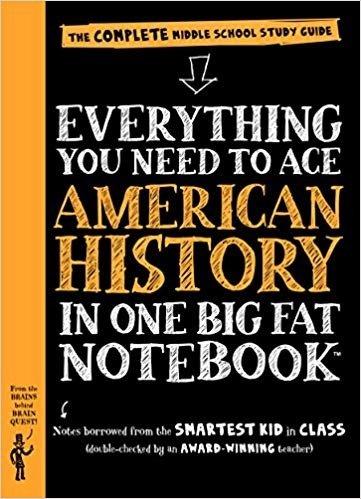 学霸笔记-美国历史