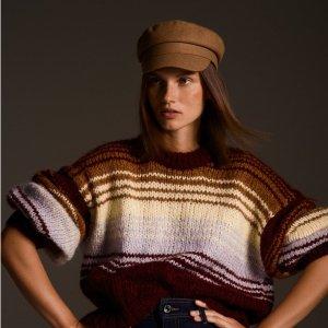 低至2折 £3收封面报童帽Zara 帽子专区 超多美丽款式 平价平替款 不容错过