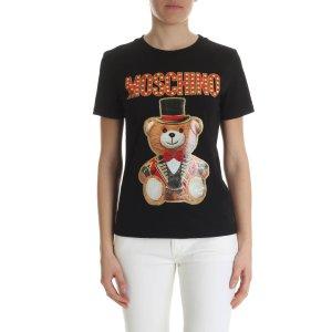 Moschino经典小熊T