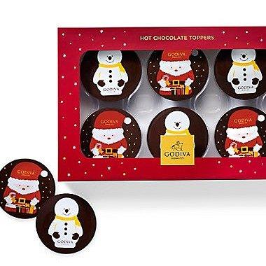 铁罐热可可圣诞礼盒 6罐