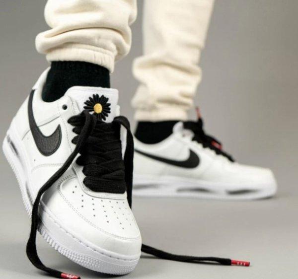 """Air Force 1 Low """"G-Dragon-White"""" 运动鞋"""