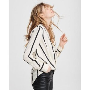 Rag & BoneVictor blouse