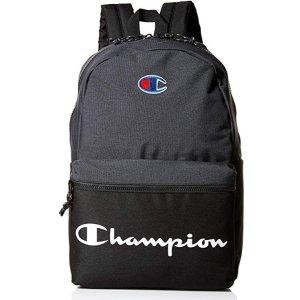 $24.32(原价$40)Champion Logo款双肩运动背包 多色可选