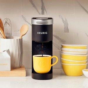 $49.99Keurig K-Mini 单杯胶囊咖啡机