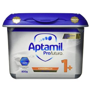 仅售€26.7热卖中 Aptamil Profutura 1+ 奶粉800克 Amazon自营