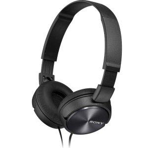 Sony MDR-ZX310W 头戴式耳机 黑五5.2折限时闪购