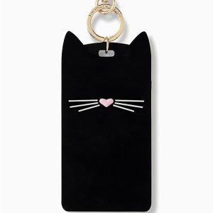 Kate Spade猫咪ID卡夹