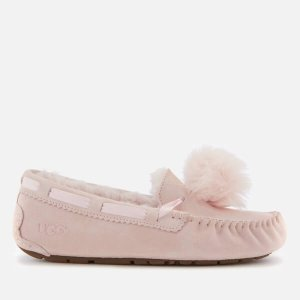 UGG毛球船鞋