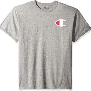 $12.16Champion Men's Classic Jersey Graphic Ringer T-Shirt