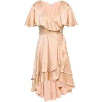 Zimmermann 丝绸连衣裙