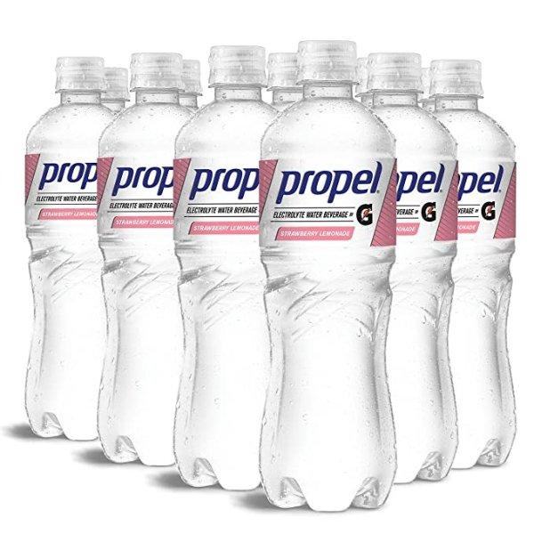 Propel 草莓柠檬口味无糖电解质水500ml 12瓶