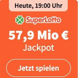 今晚开奖!新用户免费玩超级乐透SuperLotto 大奖5790万欧!猜对1个数字就中奖