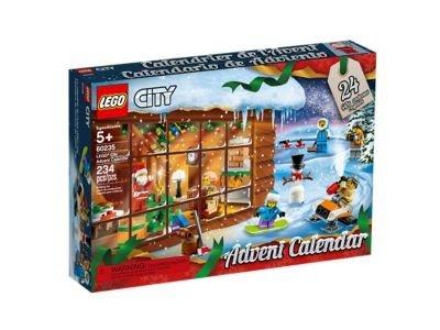 圣诞倒计盒 60235 | City系列