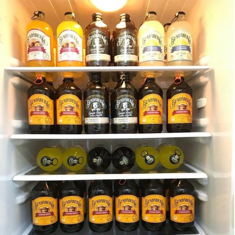 一瓶不到$1 解锁冰爽快乐白菜价:Bundaberg 澳洲销冠气泡水饮料