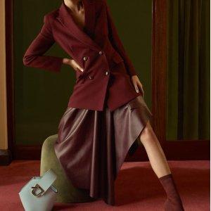 低至69 收TORY BURCH链条包David Jones 属于秋天的枫叶红服饰系列