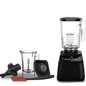 $299(Was $579.9)Today Only: Blendtec Designer 650 Blender with Wildside+ Jar and Twister Jar Bundle Countertop Blender @ Amazon.com