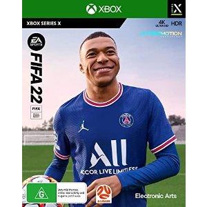 EAFIFA 22 Plus版 - Xbox X