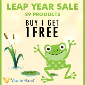 买1赠1=变相5折,断货王保湿面膜手慢无闪购:Vitamin Planet  24小时好价 提高免疫力精华素、燃脂3件套特惠