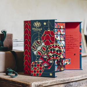 两款可选£25起+满额再送套装Whittard 圣诞日历来袭 一次收齐多款人气茶包