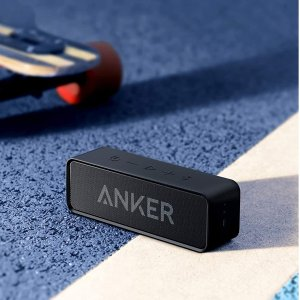 折后仅€21.66 原价€29.99闪购:Anker SoundCore 蓝牙音响 24小时续航