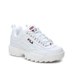 FilaDisruptor II Premium Sneaker - Women's