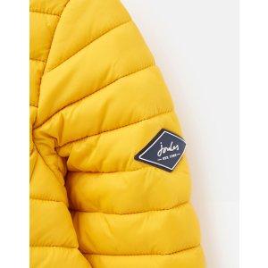 Joules儿童可压缩保暖外套
