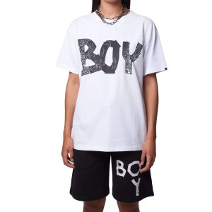 Boy LondonLogo T恤 男女同款