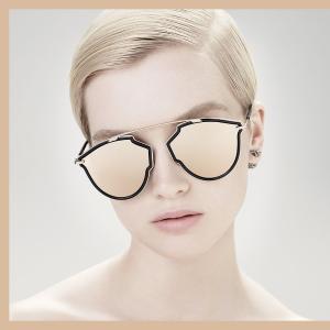 无门槛7.5折Dior 精选男女士墨镜热卖