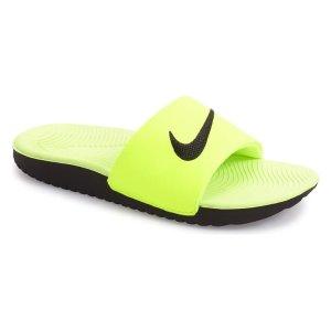 Nike儿童拖鞋