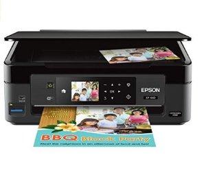 便宜过美亚!$49.99(原价$85.53)Epson XP440 无线一体打印机