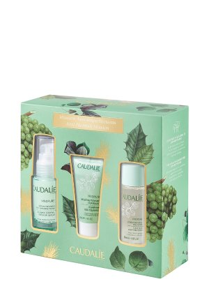 CAUDALIE Vinopure Natural Anti-Blemish Routine Set - Harvey Nichols