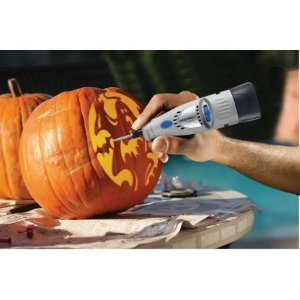 Dremel 7300-N/5 4.8V Rotary Tool With Pumpkin Carving Kit Bonus