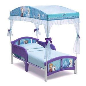 As Low As $48Delta Children Toddler Bed @ Amazon
