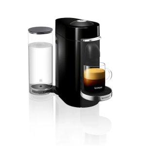 Vertuo Plus 咖啡机 黑色 平顶