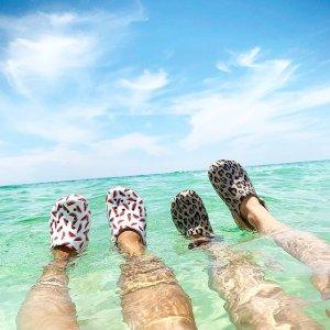 低至2.5折Crocs 精选舒适鞋履热卖 折扣区上新
