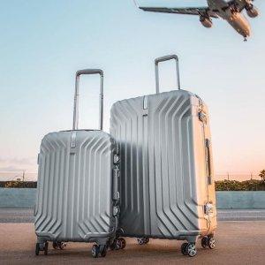 低至7.5折+买一送一 比黑五低独家:新秀丽官网精选行李箱限时热卖 Carbon 2登机箱$59收