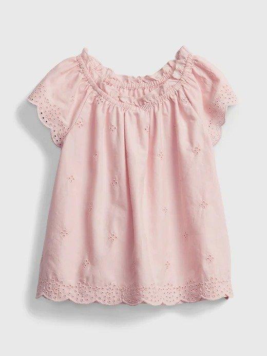 婴儿、小童短袖上衣