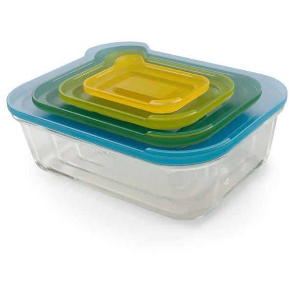 彩虹餐盒4件套