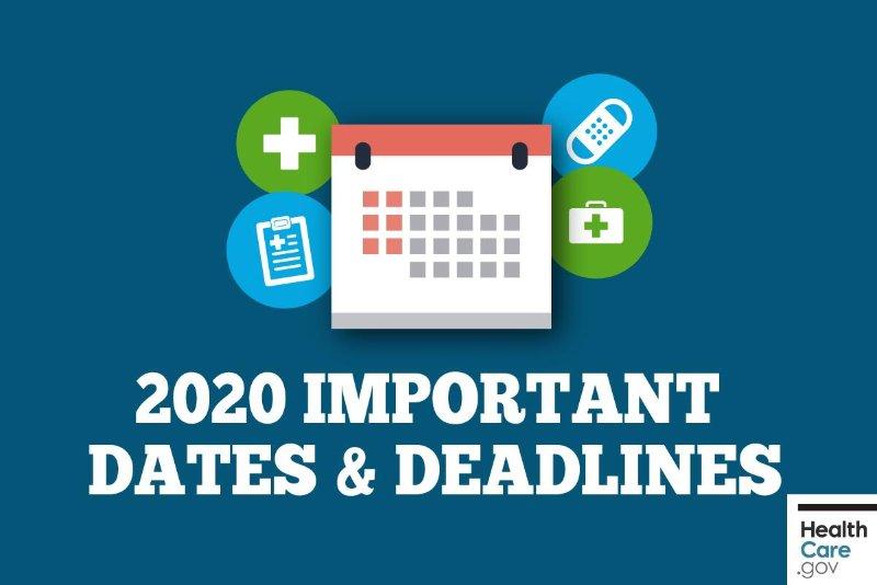 美国医疗保险 Open Enrollment Period