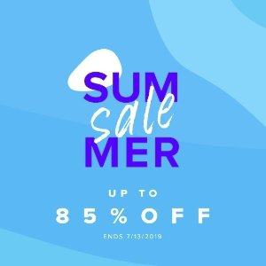 Up to 85% Off + Extra 15% OffDealmoon Exclusive: WConcept Summer Sale