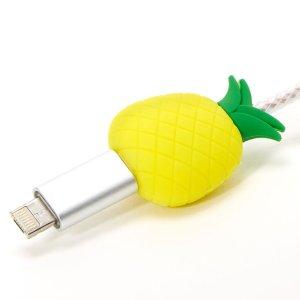 数据线守护菠萝