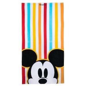 DisneyMickey Mouse Beach Towel – Personalized   shopDisney