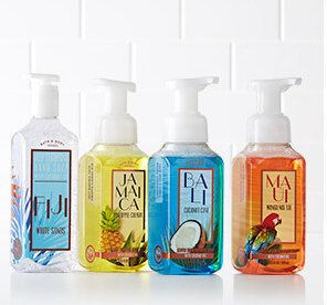 $10 off $30Winter Clearance @ Bath & Body Works