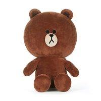 布朗熊公仔35厘米款