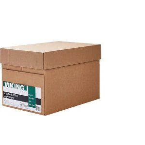 "Viking Basic Copy Paper, 8 ½ x 11"", 92 Bright, 20LB, 10 reams of 500 sheets"