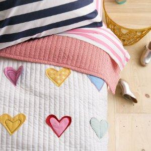 5折Hanna Andersson 高品质儿童床品热卖